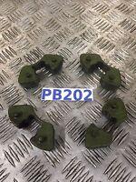 kawasaki zx6 zx6r c1h cush drive sprocket rubbers