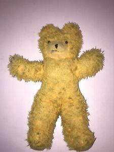 REALLY NICE VINTAGE LIGHT BROWN COLOURED TEDDY BEAR