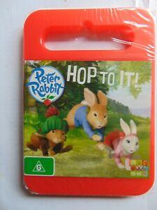 Peter Rabbit - Hop To It - Brand new - Region 4 DVD - FREEPOST