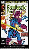 Fantastic Four (Vol. 1) 243-2 Marvel 2006 FN Reprint, Newsstand Edition
