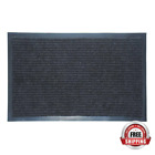 Dur a Bull 2 Ft. X 3 Ft. PVC Backed Mat Rubber-Textured Underside Keeps Fixed