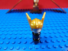 LEGO-MINIFIGURES SERIES [15] X 1 HELMET FOR THE FLYING WARRIOR FROM SERIES 15