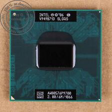 Intel Core 2 duo p9700 - 2.8 GHz (aw80576sh0726mg) slgqs CPU processor 1066 MHz