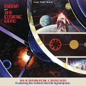 GIOBIA/THE COSMIC DEAD - The Intergalactic Connection - LP (white/orange/purple)