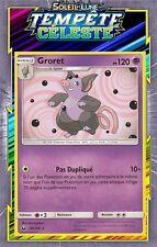 Groret - SL07:Tempête Celeste - 60/168 - Carte Pokemon Neuve Française