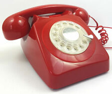 Red 2000-Now Decade Collectable Telephones