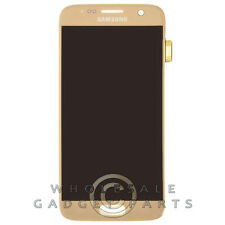 LCD Digitizer Assembly for Samsung G930 Galaxy S7 Gold Platinum OEM Touch Screen