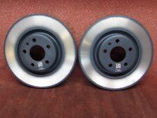 8w0615301p 2x Brake Discs Front 338x30 AUDI A4 B9 A5 S5 F5 Genuine Audi NEW
