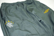 Umbro Glasgow Rangers Trainings Hose Track Pant Tennents Mesh Grau Scotland M