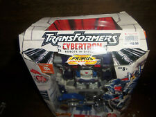 Transformers Cybertron Metroplex HASBRO NEW open box