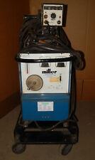 Miller Welder Model Cp 300 With Wire Feeder 230460 Primary Volts