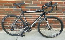 Cannondale Caadx Shimano 105 road Cyclocross Bike Bicycle 51cm new