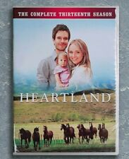 Heartland: The Complete Season 13 ( 4-DISC DVD SET ) Brand New Free Shipping