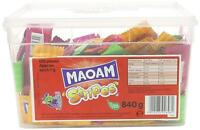 Haribo Maoam Stripes 120 Per Tub The Best Retro Wholesale Party Sweets