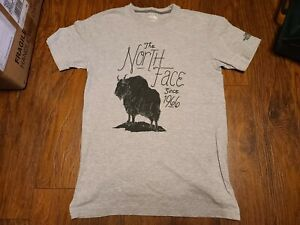 The North Face Slim Fit S Mountain Goat T Shirt Small