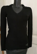 Pull noir GUESS by Marciano Taille 3 Bon état