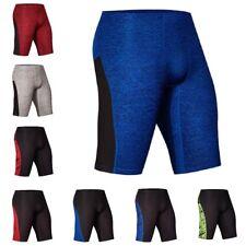 Shorts Men Compression Gym Clothing Tight Sports Joggers Running Cycling Shorts
