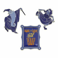 Disney Wisdom Pin Set – The Sword in the Stone – September – Limited Release