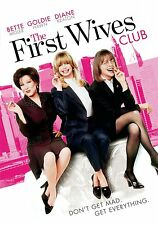 THE FIRST WIVES CLUB (Bette Midler) -  DVD - REGION 1 - Sealed