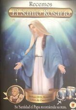 Recemos El Santo Rosario DVD Trae DVD MP3 Un Rosario Y Un Libro De Oraciones