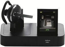 Jabra PRO 9470 Mono Black Headband Wireless Bluetooth Headsets 9470-66-904-105