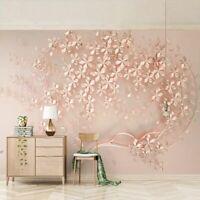 Household Wallpaper 3d Murals Elegant Design Wall Cover For Living Room Bedrooms