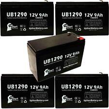 5-pack Apc be750g Battery UB1290 12V 9Ah Sealed Lead Acid SLA AGM