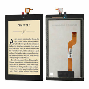 OEM For Amazon Kindle Fire HD 7 2019 9th Gen M8S26G LCD Touch Screen Replacement
