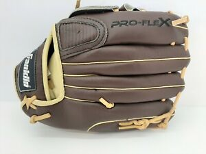 """Franklin Pro-Flex Leather Laced 4754L-11"""" Youth Baseball Glove"""