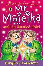 Mr. Majeika and the Haunted Hotel by Humphrey Carpenter-9780140323603-G024