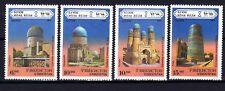 Usbekistan 71/74 ** Denkmäler Michel 22,00 (3029)