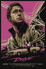 Drive Reproduction Movie Poster 24x36 inches