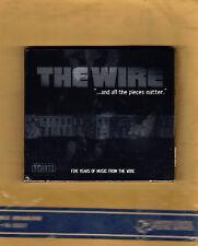 Le Fil & toutes les pièces affaire OST 5 ans de musique le fil Soundtrack CD