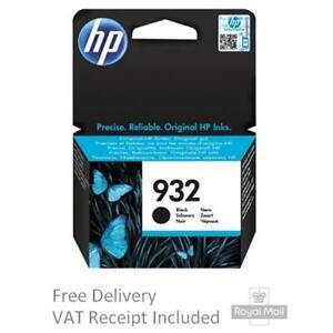 Original HP 932 Black Ink Cartridge CN057AE