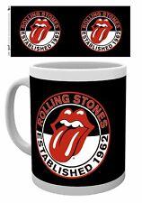 Rolling Stones Tongues Ceramic Mug (ge)