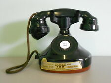 TELEPHONE #3 1928 FRENCH CRADLE JIM BEAM REGAL CHINA DECANTER BOTTLE 1979