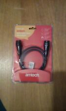 AMTECH S8190 TWIN LED FLEXI WORKLIGHT STRONG MAGNETIC ENDS FLEXIBLE BODY