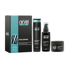 Nirvel Pack Hyaluronic Hair Rejuvenating Treatment Kit (Set), 3 Products