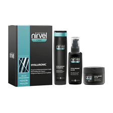 Nirvel Hyaluronic Pack Programa De Rejuvenecimiento Capilar 3 Productos