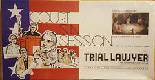 Vintage Court Is In Session TRIAL LAWYER The Jurisprudence Game RARE 1977  NEW