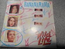 BANANARAMA   THE WILD LIFE      7 INCH   45 RPM     481