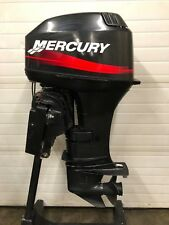 "2000 Mercury 30-HP 2 Stroke 2 Cylinder Outboard Boat Motor Engine 20"" 40 50 60"