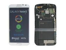 Genuine Samsung Galaxy Note 2 N7100 White LCD Screen & Digitizer - GH97-14112A