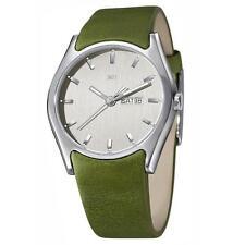 50 m (5 ATM) wasserbeständige elegante Armbanduhren mit Mineralglas für Herren