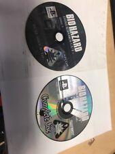 Biohazard Director's Cut DUAL SHOCK Ver. SONY Playstation PS1 NTSC-J  Japanese