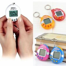 Retro 90S Nostalgic 49 Pets in One Virtual Cyber Pet Toy Funny Tamagotchi Blue
