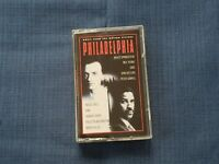 Music from the Motion picture Philadelphia Cassette 1993 tristar