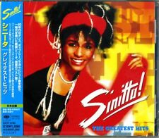 SINITTA-THE GREATEST HITS-JAPAN ONLY CD E50