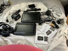 """7"""" & 9"""" Portable DVD Players ? Ideal for the car also with Headphones !"""