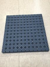 1 Sqft Daltile Keystones Group 4 Mosaic Colorbody Porcelain Navy D189